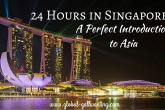 24 Hours in Singapore: A perfect Introduction to Asia