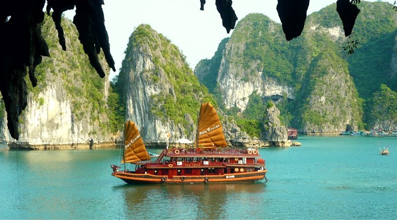 How to visit Cat Ba Island and cruise Halong Bay without a Tour