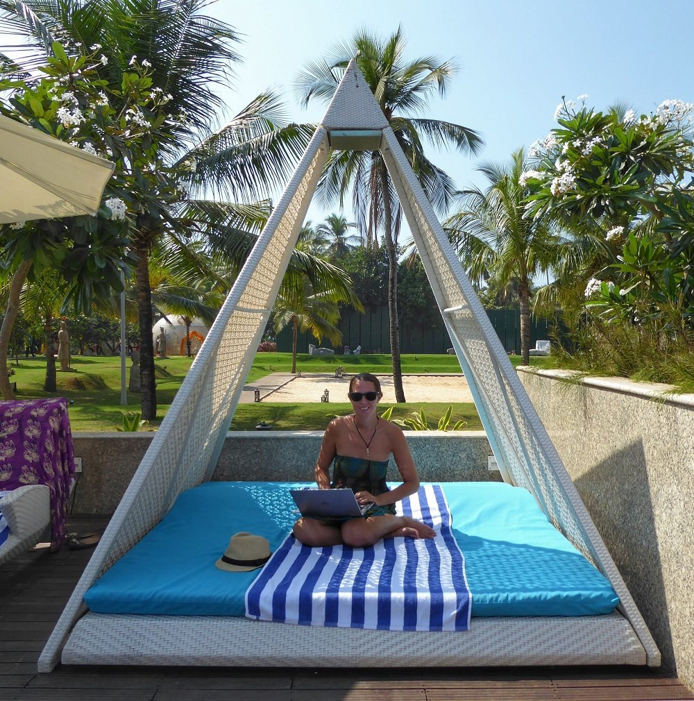 Reviewing Planet Hollywood Resort in Goa