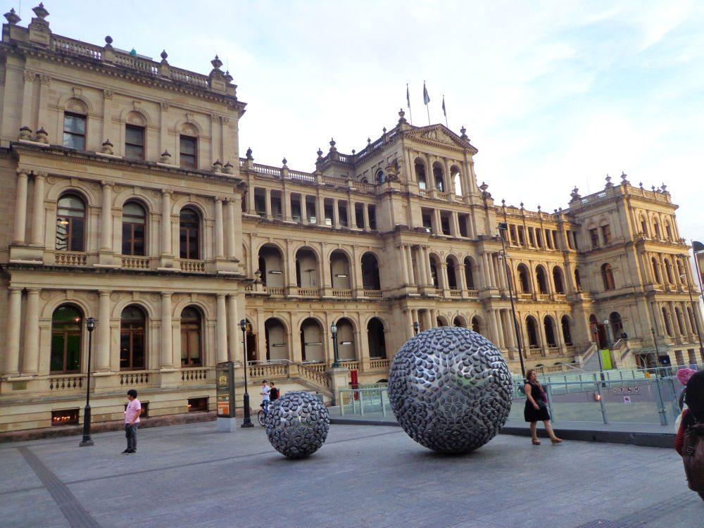 Treasury Building Brisbane