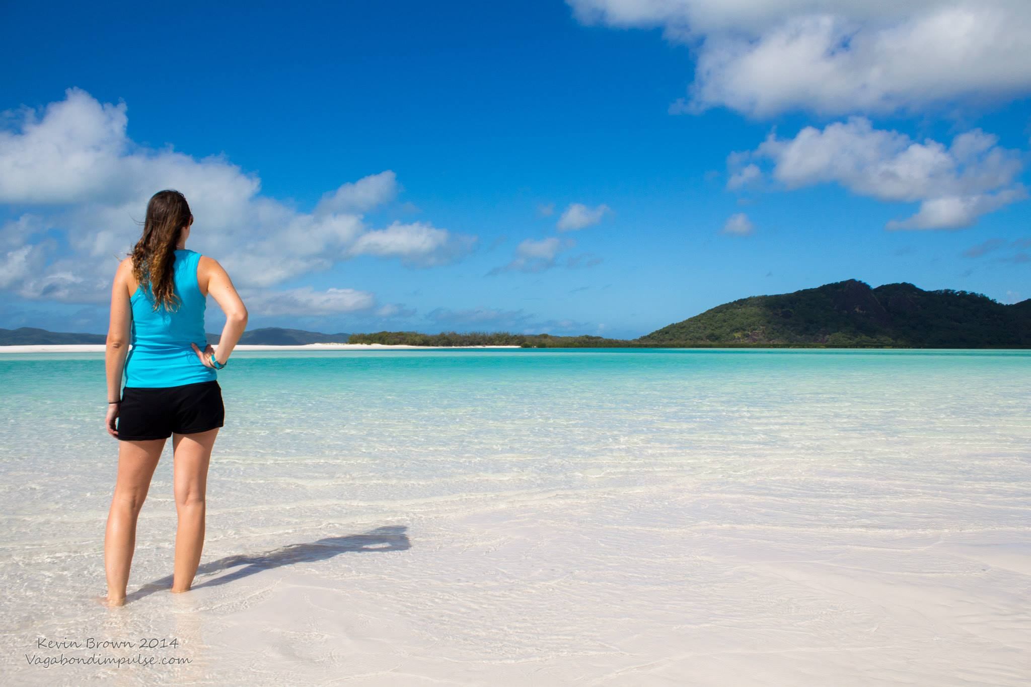 Welcome to Paradise! - Whitehaven Beach - Global