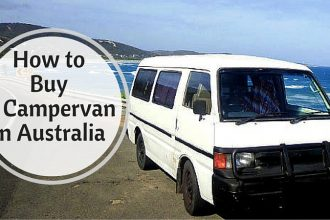 Everything you need to know about Buying a Campervan In Australia