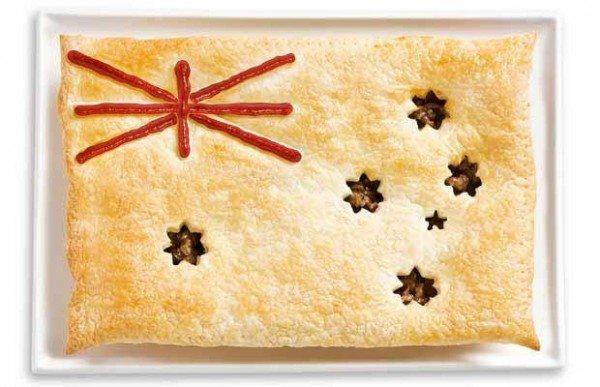 Aussie's love their meat pies!