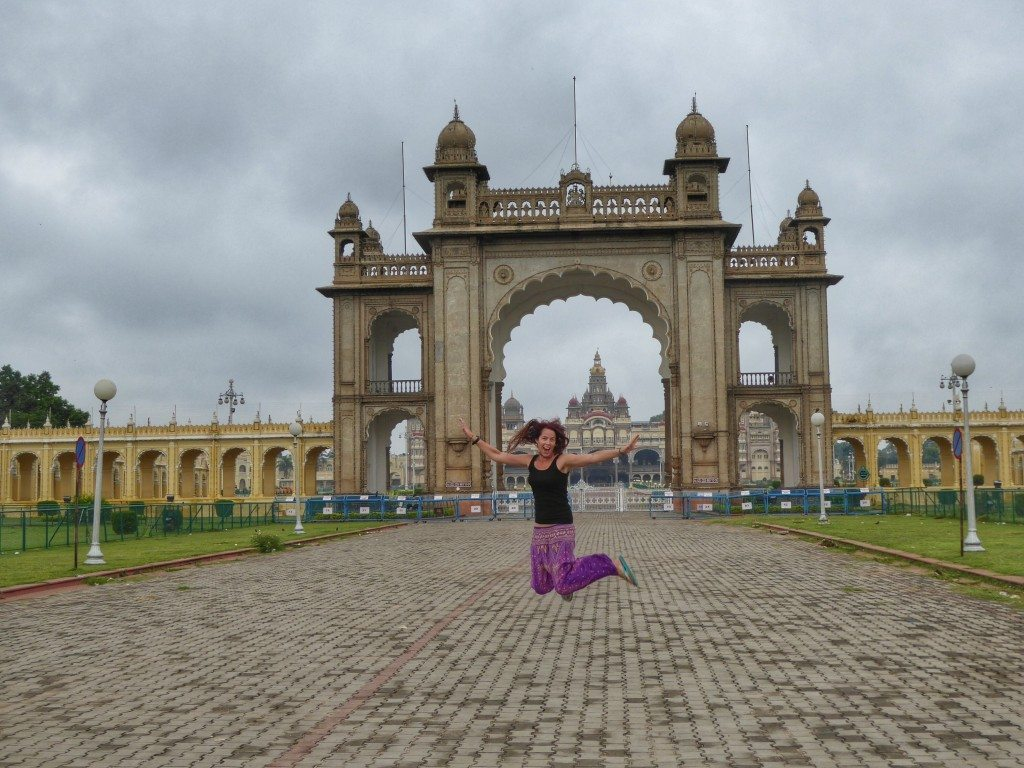 Despite the challenges, I loved visiting India for the first time