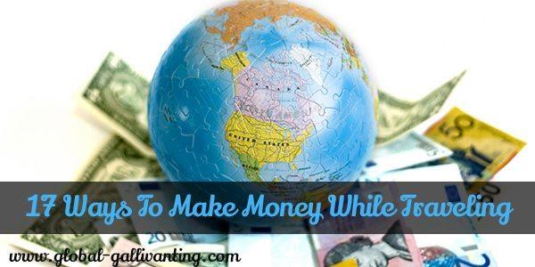 creative ways to make money traveling how to make extra money uk 2016