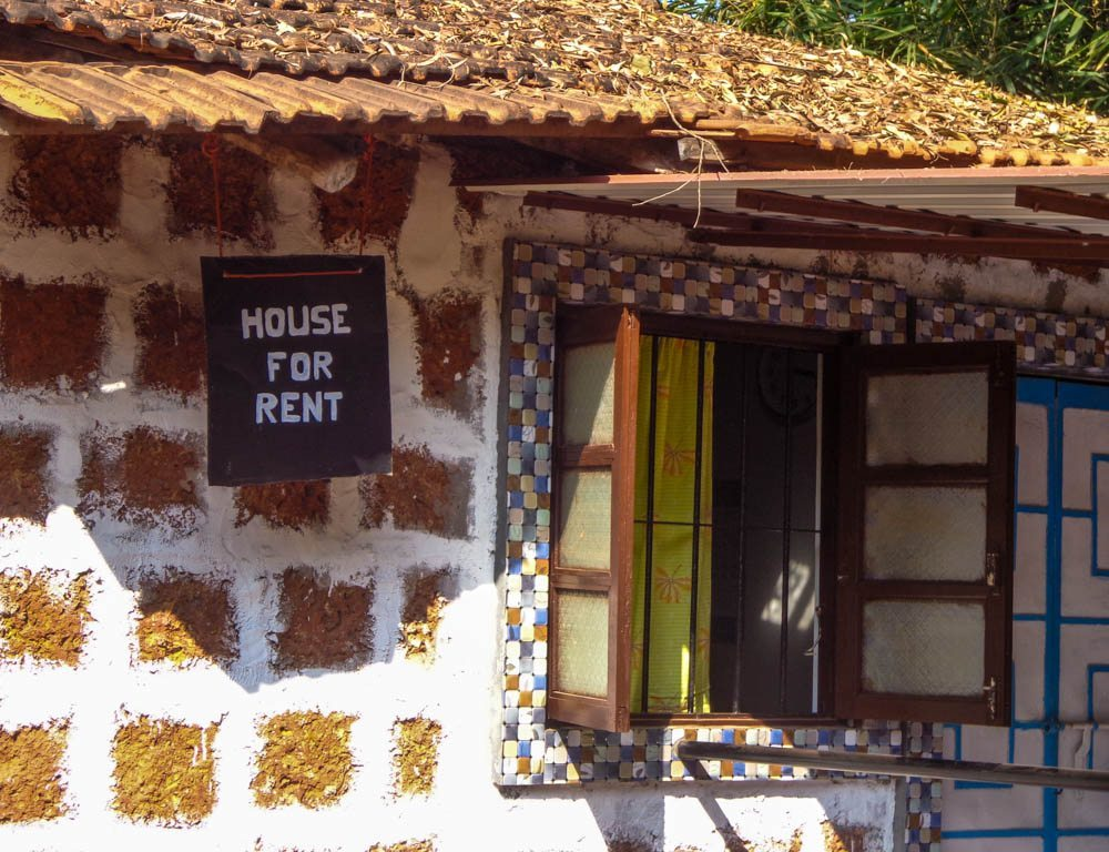 house for rent anjuna 2