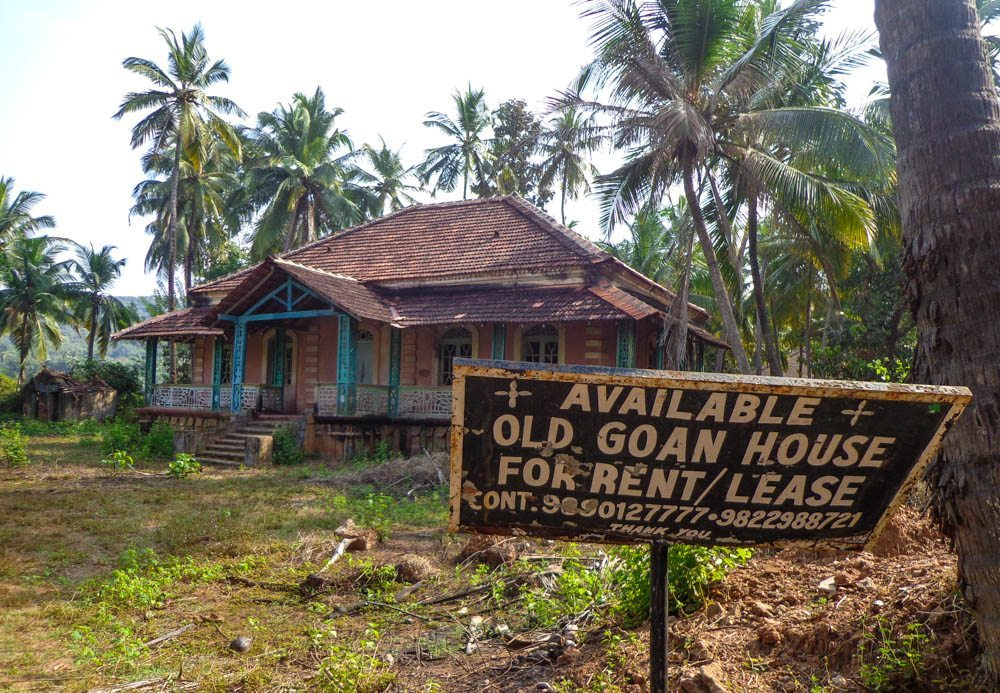 Living in Goa - How to Rent a House in Goa on a Budget