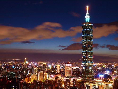 Taipei - Taiwan's modern capital