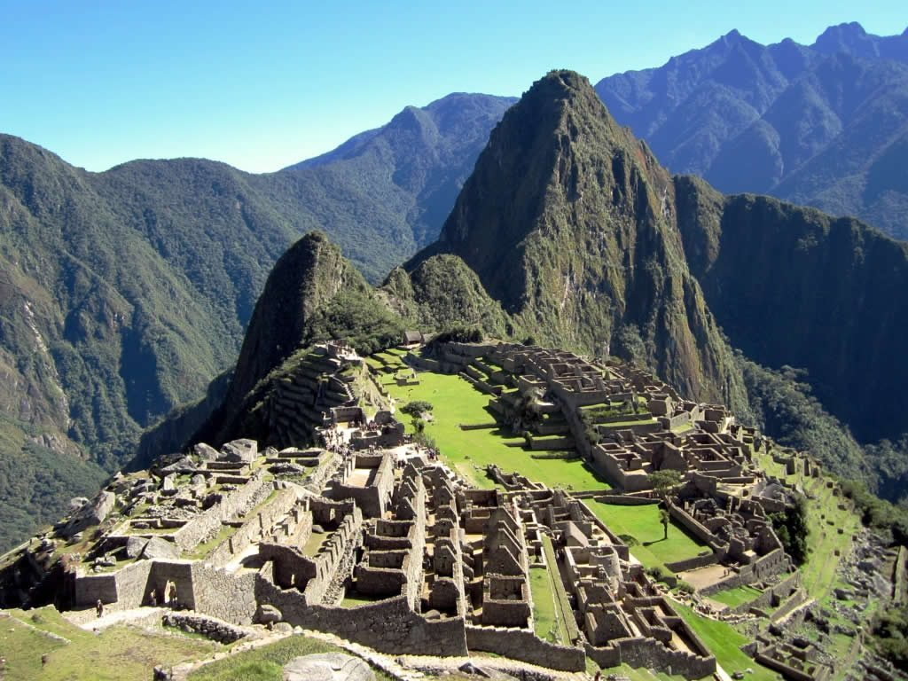 Magnificent Machu Picchu is the biggest attraction in Peru