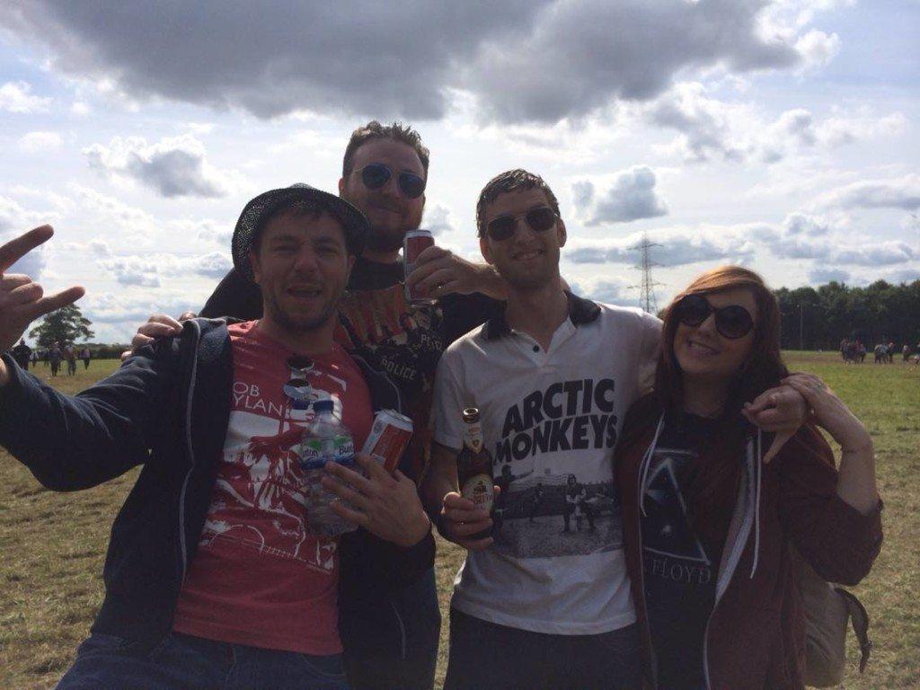 Leeds Festival England