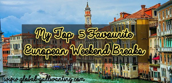 5 best european weekend breaks global gallivanting travel blog. Black Bedroom Furniture Sets. Home Design Ideas