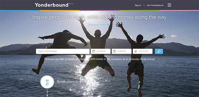 yonderbound get paid for your travel reviews