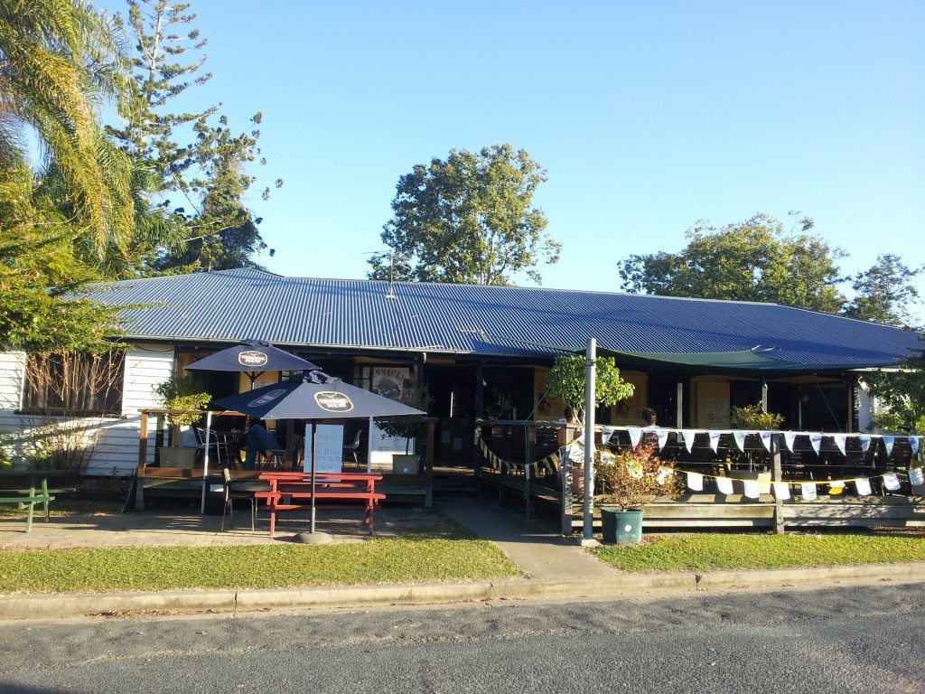 The Queensland country pub I worked in