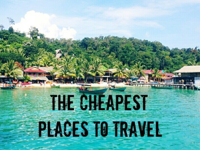 The cheapest places to live in the world 2014 autos post for Affordable places to live