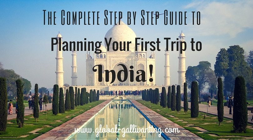 Planning a Trip to India