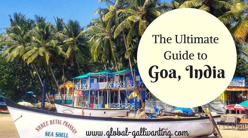 Goa Travel Guide Pdf