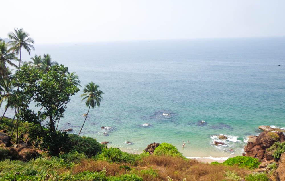 cabo de rama beach 2