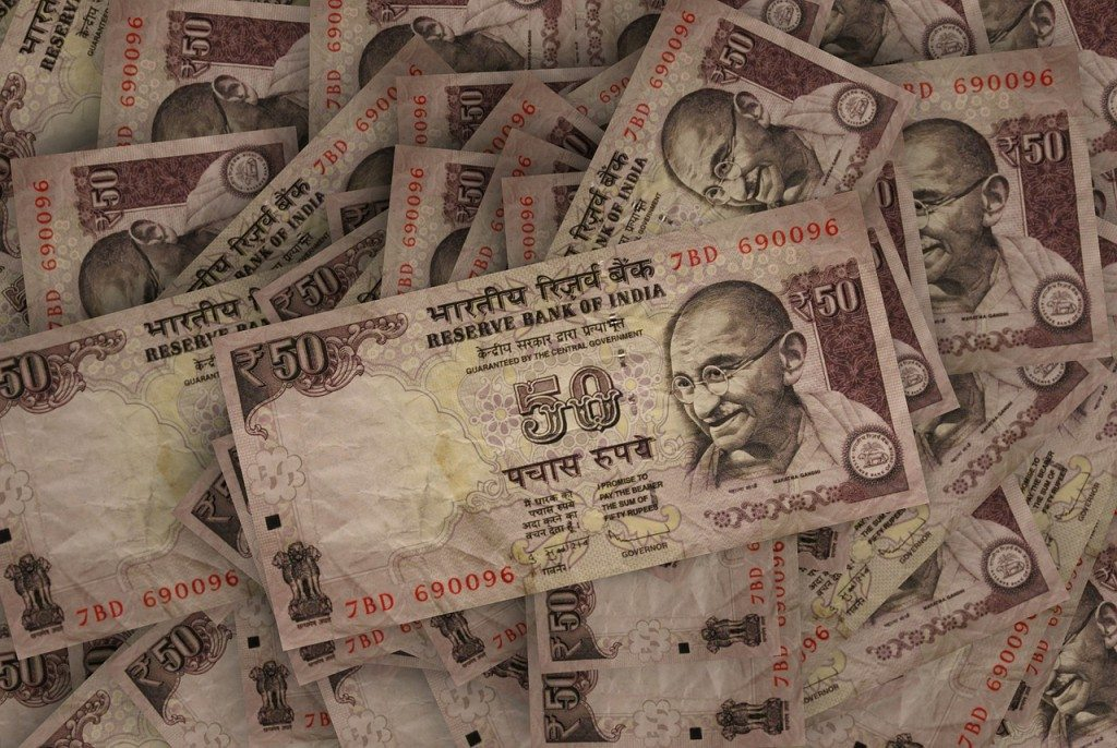 Indian Rupees. How many of these will you need for your trip to India?