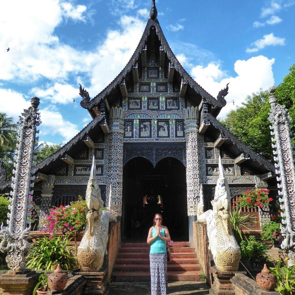 Beautiful Wot Lok Molee in Chiang Mai