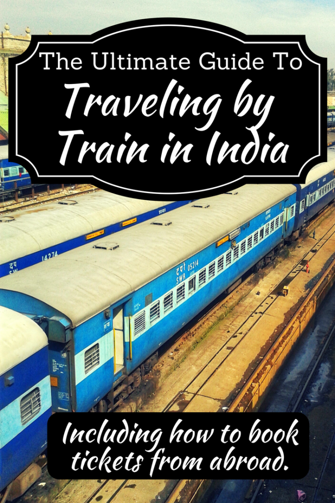 Indian Railway Guide Book