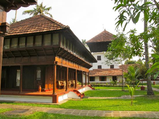 The best resorts and luxury hotels in kerala global for Best boutique hotels kerala