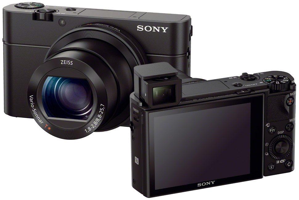 The Sony Cybershot RX100 III
