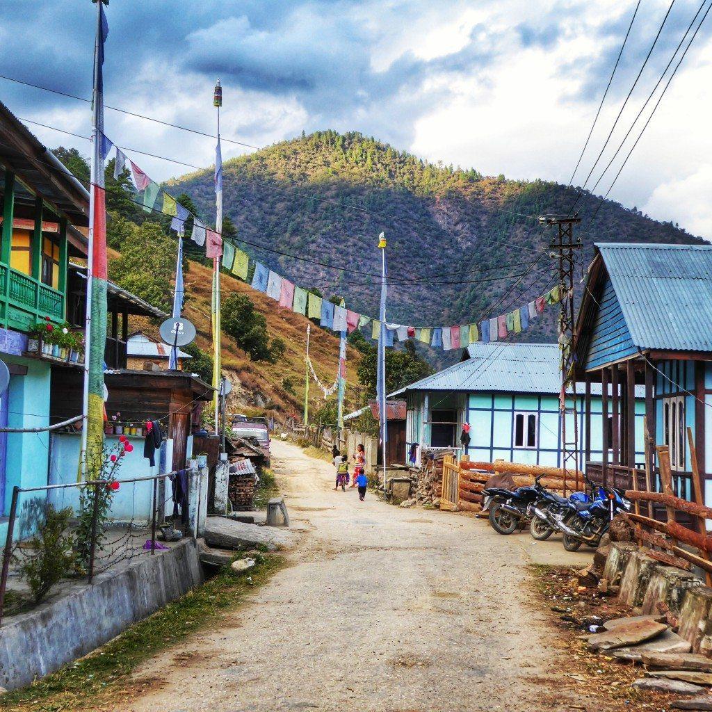 sangti valley village