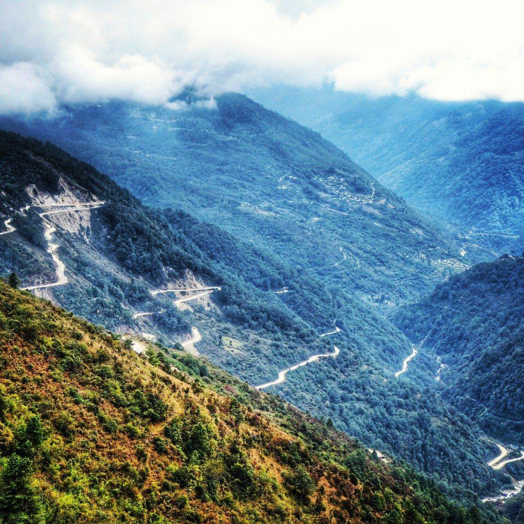 sela pass mountain passes in Tawang Arunachal Pradesh