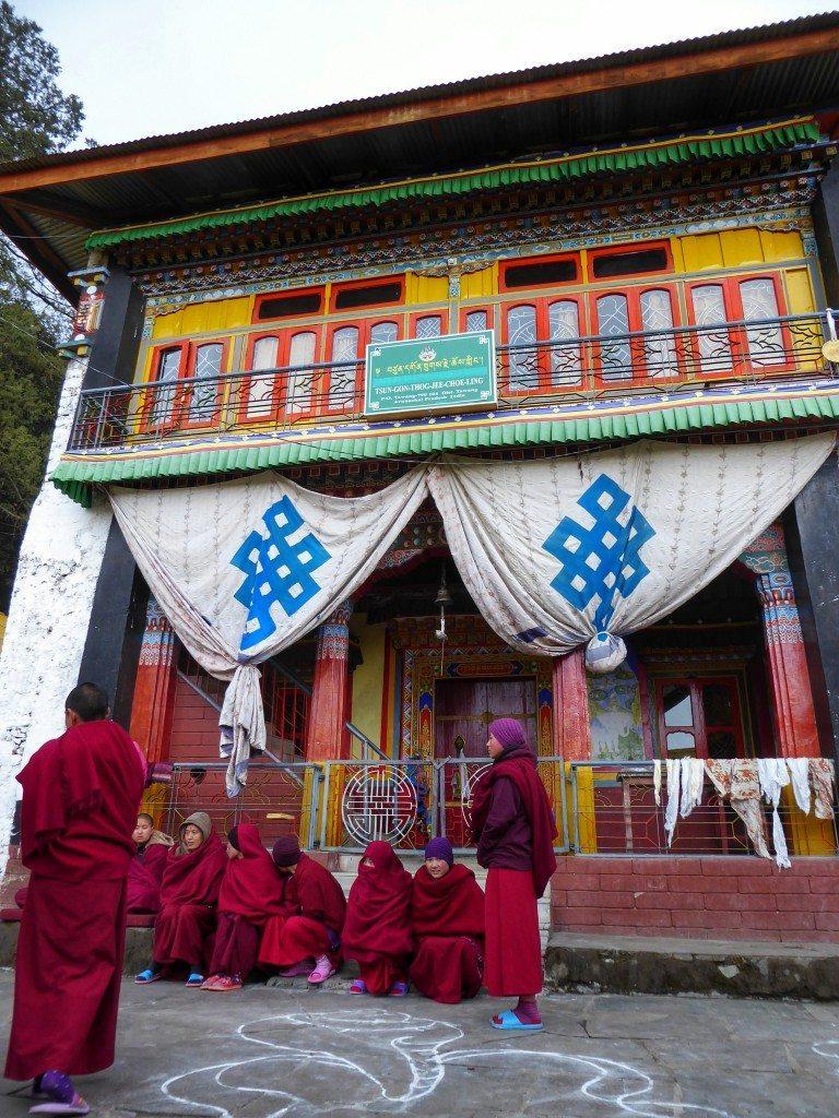 Nunnery in Tawang