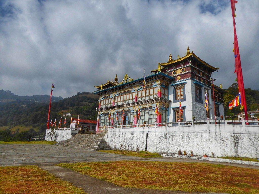 Khinmey Monastery Tawang