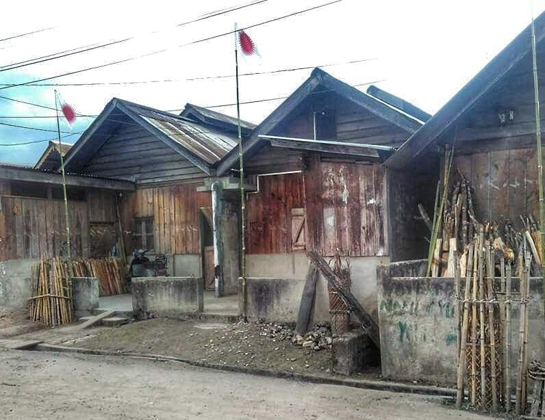 apatani houses