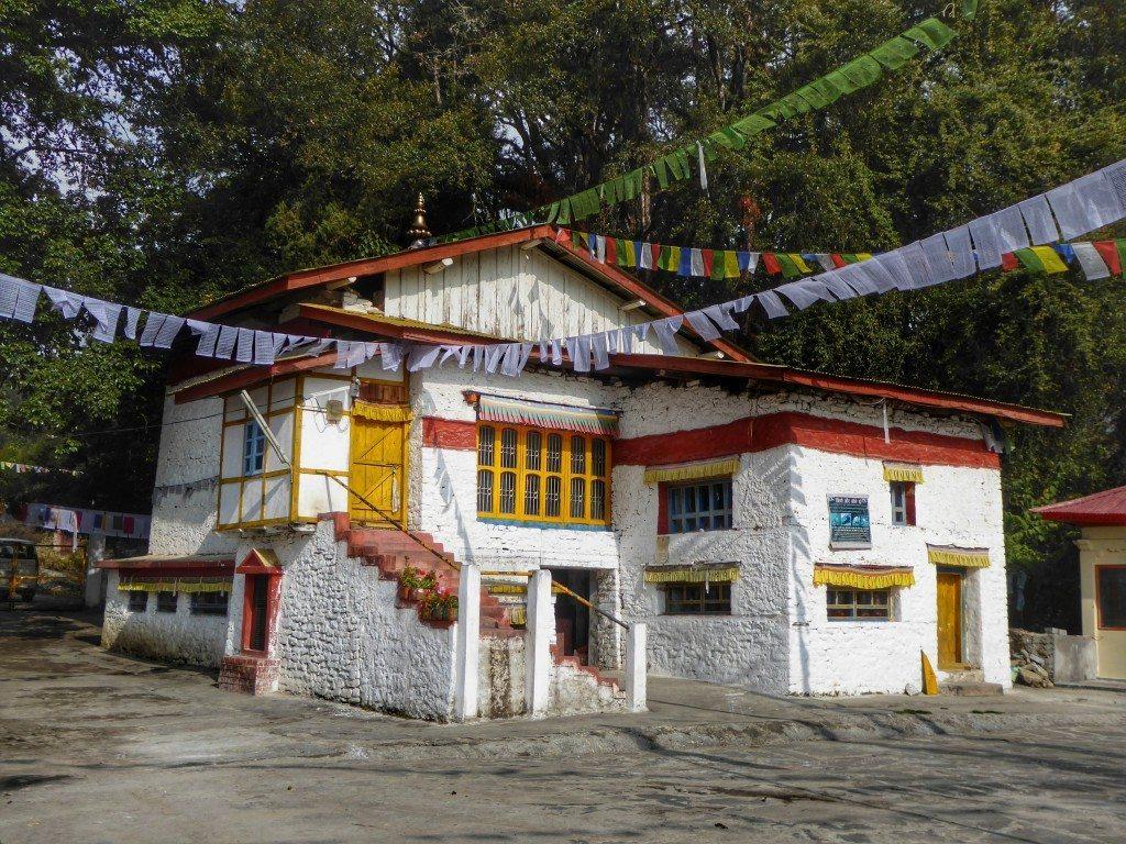 Urgelling monastery in Tawang