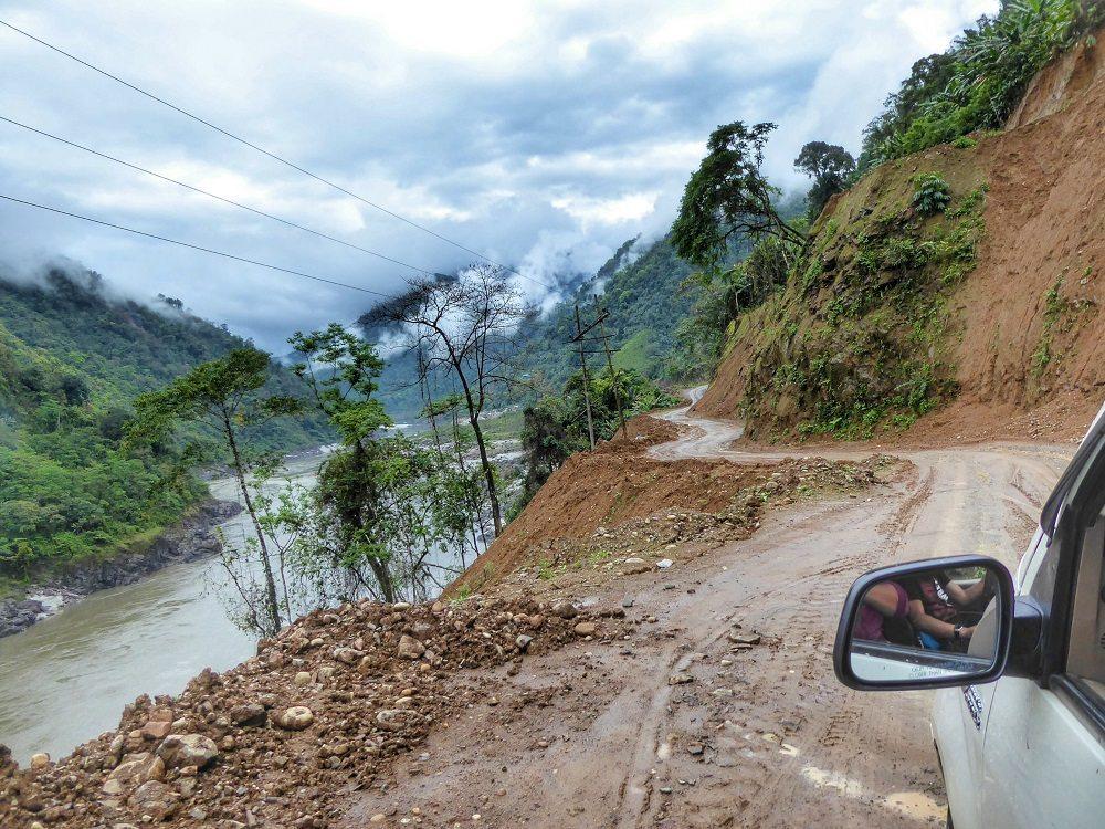 Roads in Arunachal Pradesh