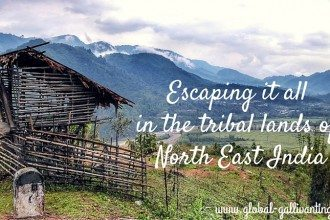 Escaping it all in the tribal lands of North East India