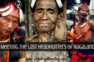 Meeting the Last Headhunters of Nagaland