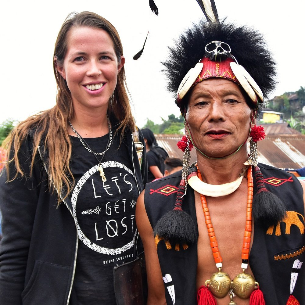 meeting the last surviving headhunters of nagaland global meeting the headhunters at the aoling festival in nagaland