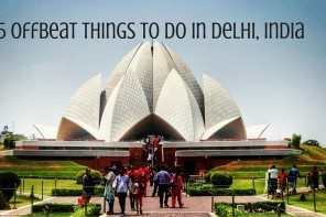 5 Offbeat Things to do in Delhi, India