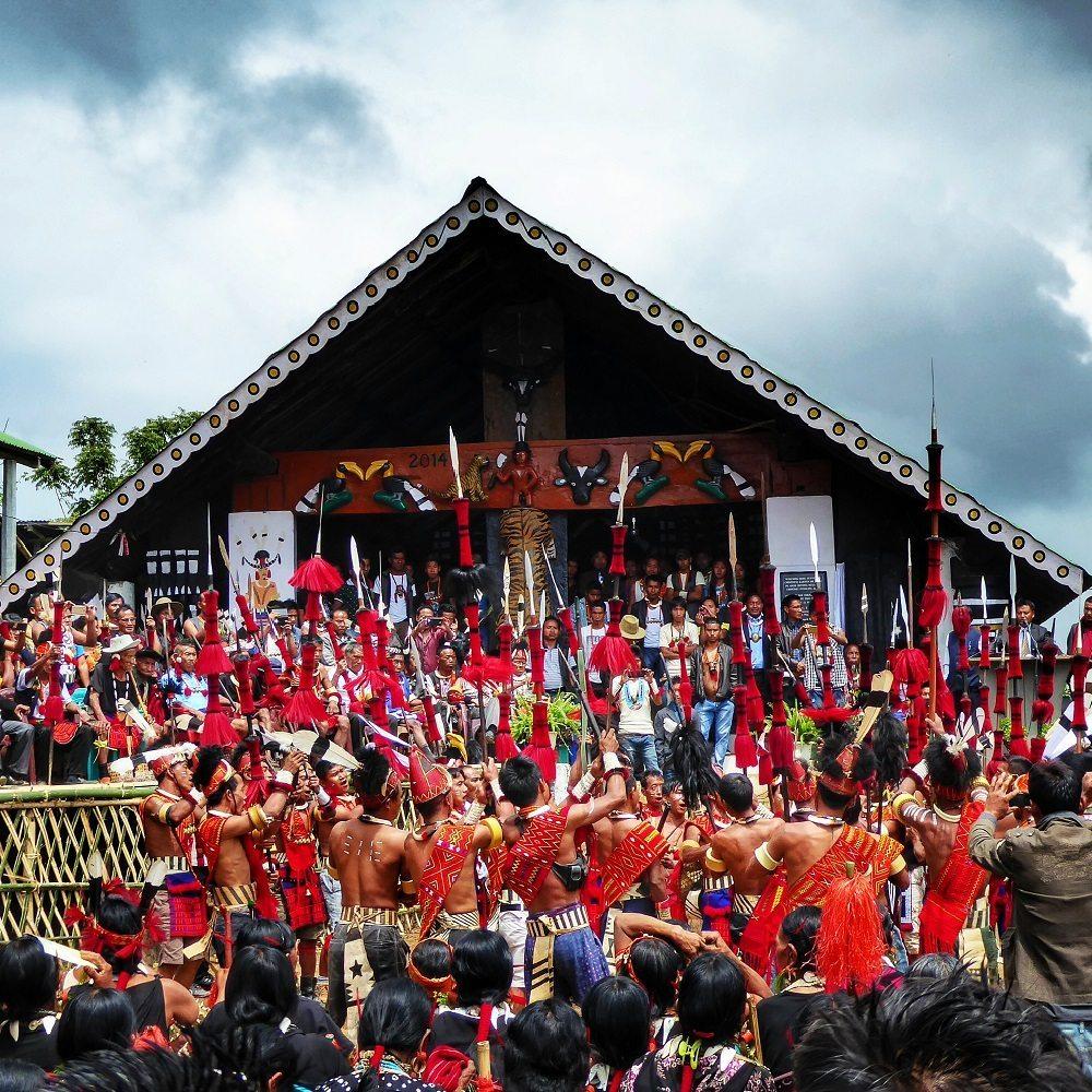 nagaland village images