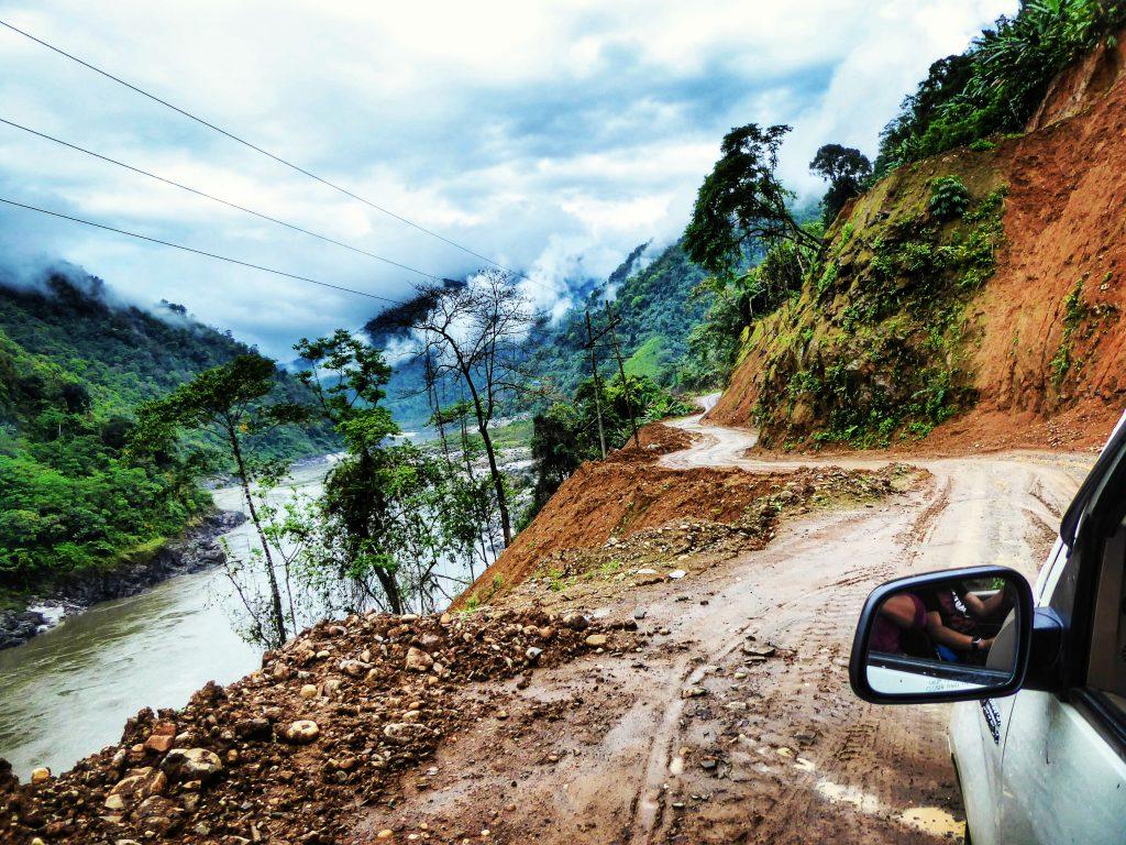 hills university of arunachal pradesh