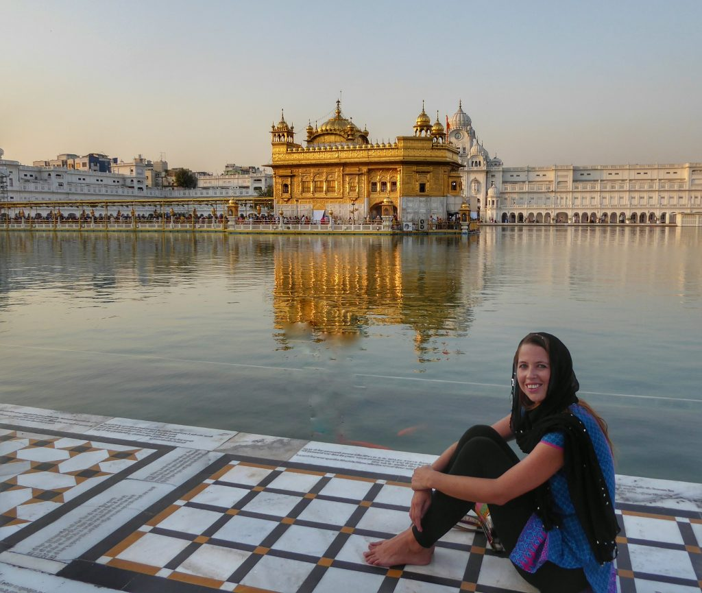 photos that show why the golden temple is better than the taj anna at the golden temple