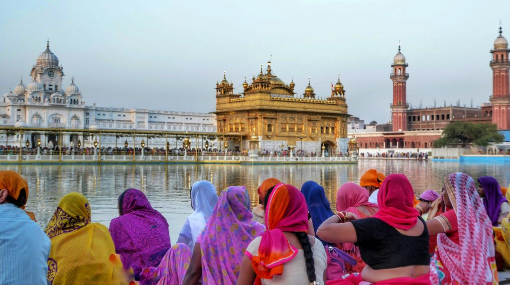 Essay on the Golden Temple | History of the Golden Temple