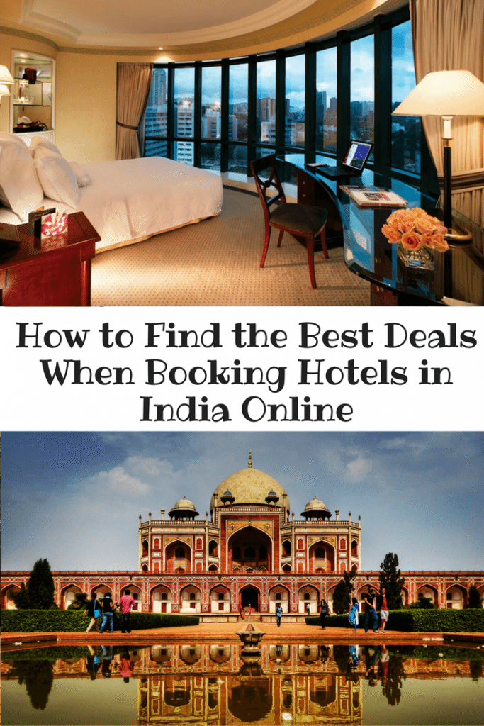 How to find the best deals online when booking hotels in for Booking hotels