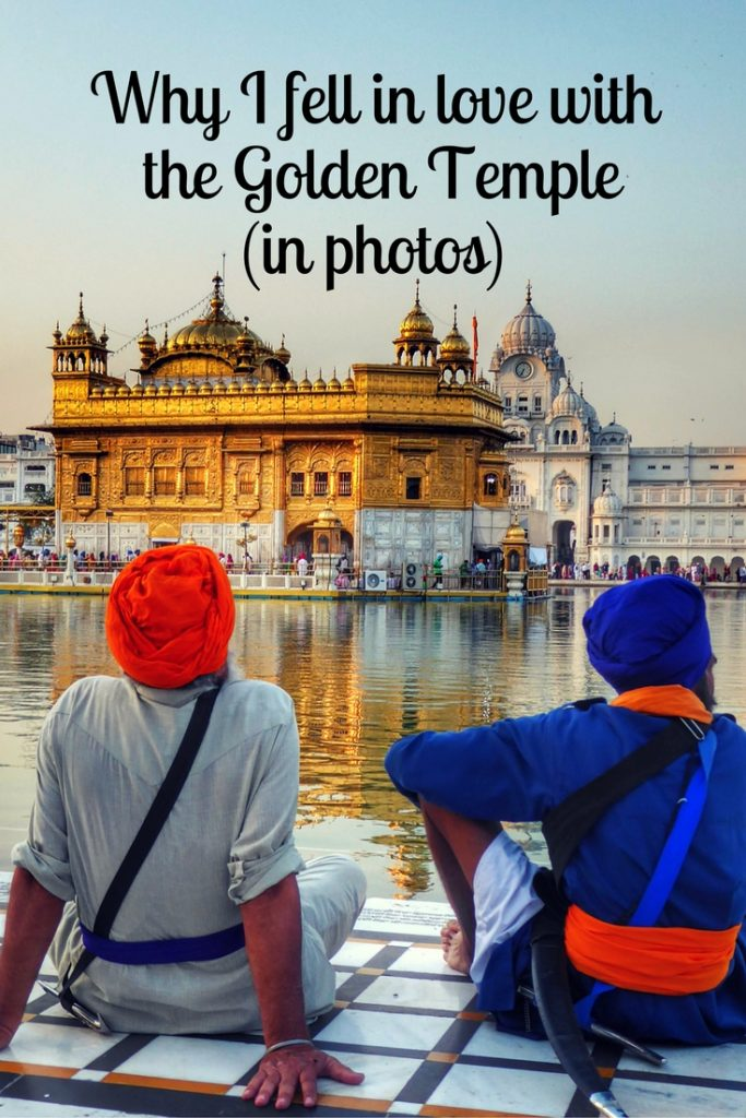 Why I fell in love with the Golden Temple
