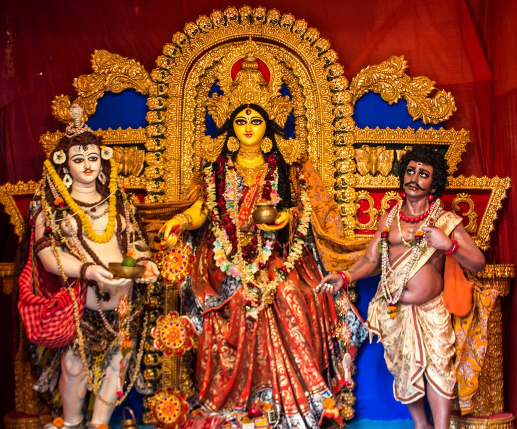 durga puja festivals in india