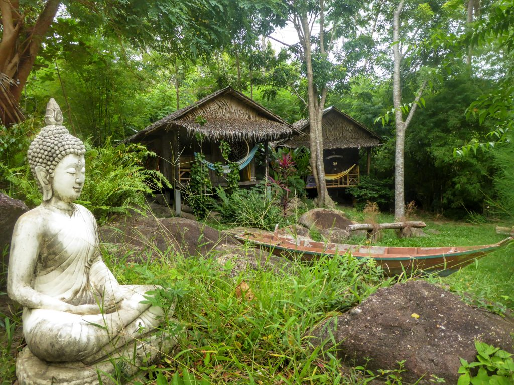 Wisdom Eye Beach Bungalows, Sri Thanu, Koh Phangan