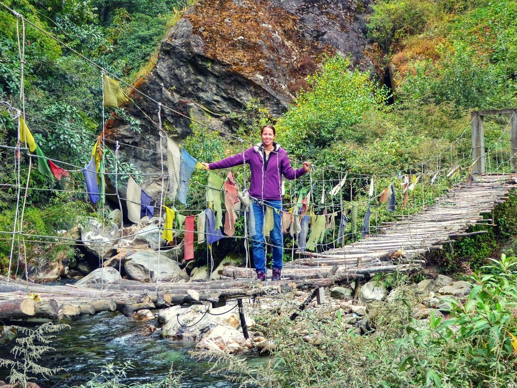 Traveling in remote areas of North East India