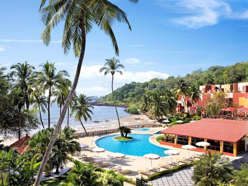 The Best 5 Star Resorts and Luxury Hotels in Goa - Global
