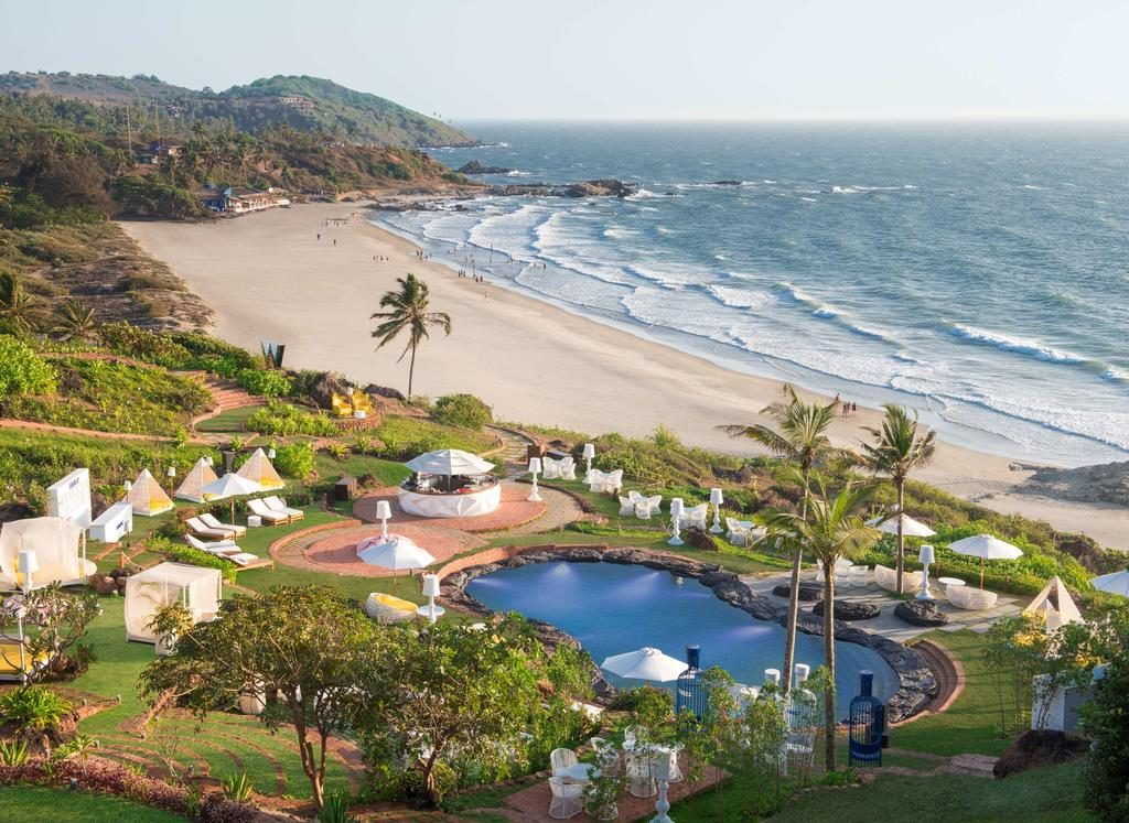 Best  Star Beach Resorts In Goa