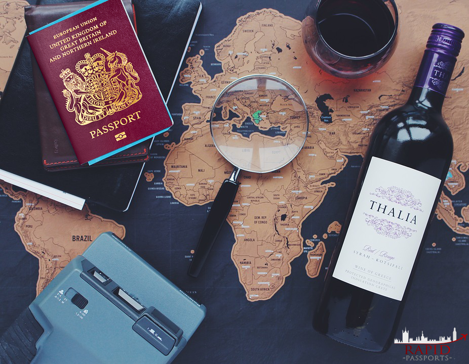 Applying For A Second British Passport Is Good Idea If You Are Frequent Traveler There Situations Where It Would Be Very Useful