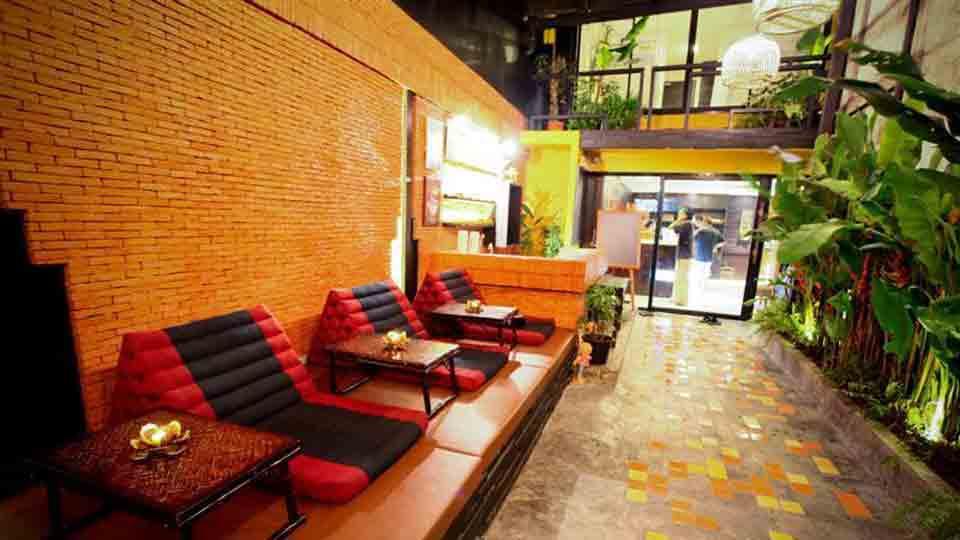 Hotels Banglamphu Area Bangkok